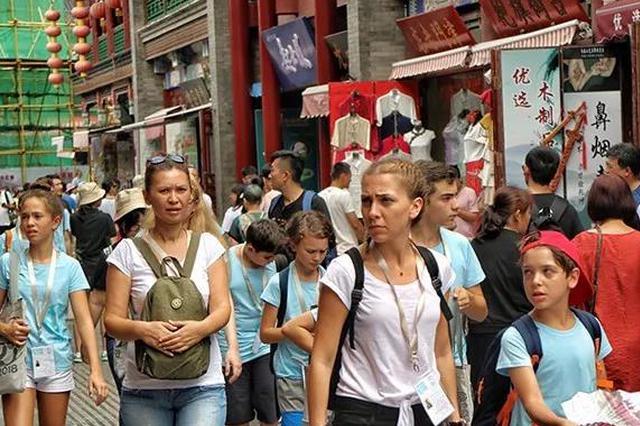 最受欢迎文化特色街区榜单:天津古文化街排名全国第五