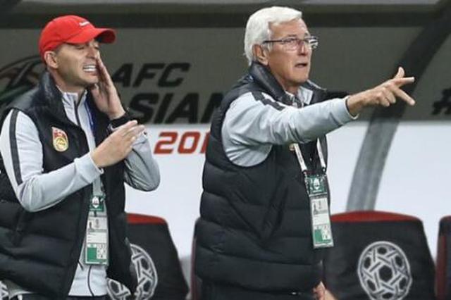 里皮:意想不到方式输掉比赛 不再担任中国队主帅