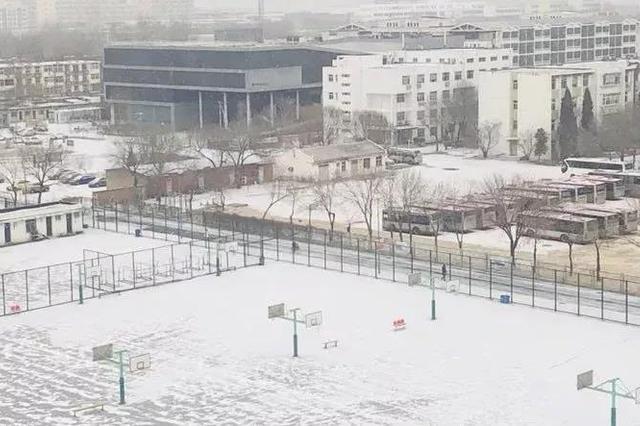 天津这两场雪是人工增雪含有害物质?假的!