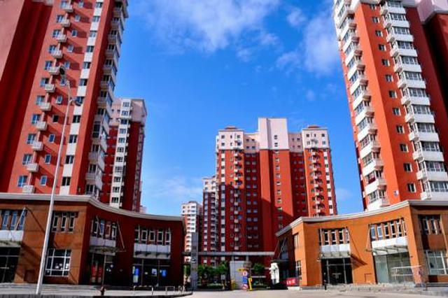 东丽区年内建成160万平方米还迁房