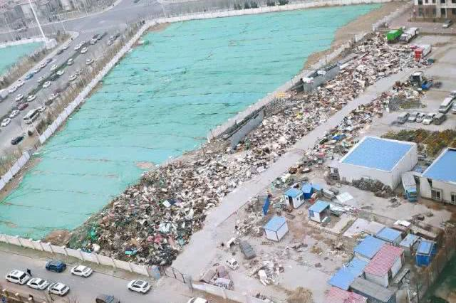 天津这里规划的养老院用地 咋成了垃圾场?