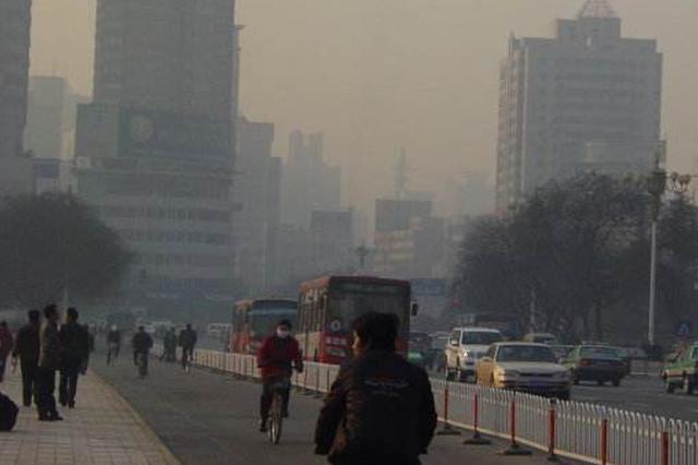 一年以来最严峻污染天气将出现 天津拟21日启动橙色预警
