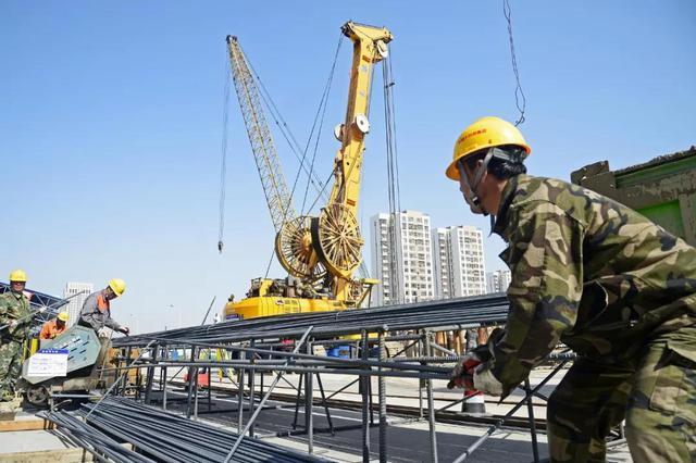 天津地铁6号线二期工程进入实质性施工阶段
