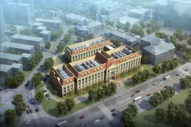 天津儿童医院老院区9月底正式投用