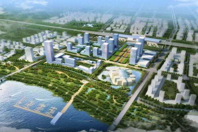 宝坻高铁南站2021年建成 周边规划确定
