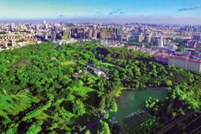 天津今年将完成绿化3万亩 森林覆盖率将达到55%以上