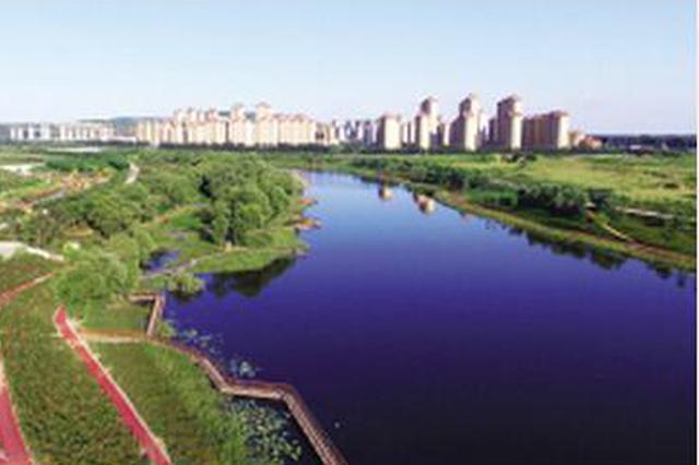 2月水环境质量 蓟州区排名第一