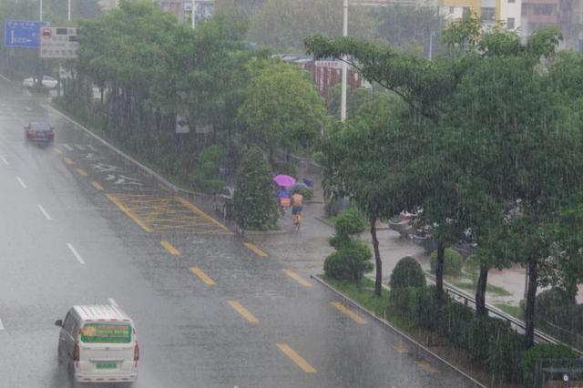 两场降雨+降温 天津本周阴冷潮湿