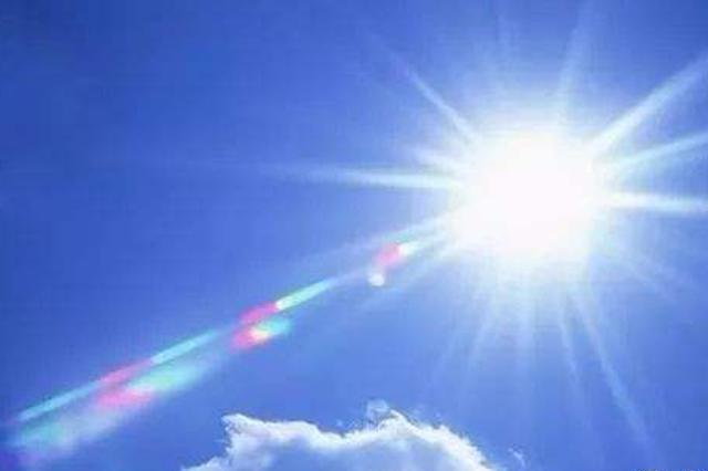 春雷初响雨量太少 本周晴天多最高或达32℃