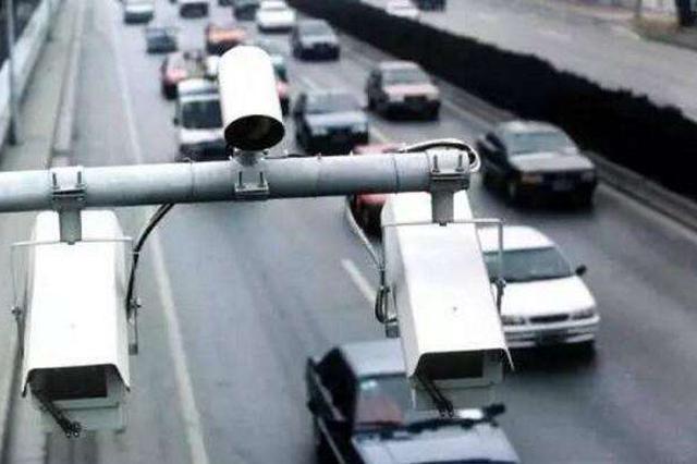 武清3处路段新增电子警察 限速每小时60公里
