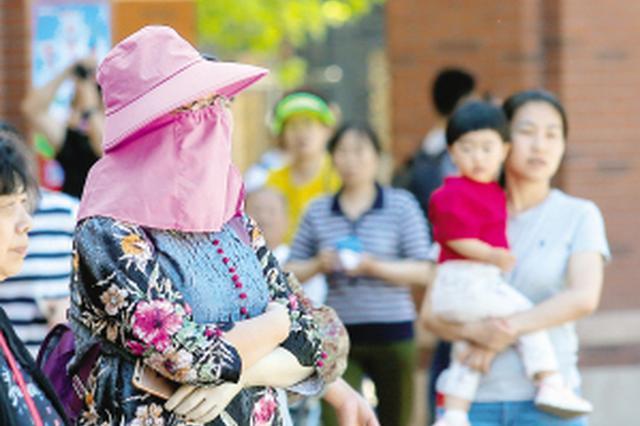 津城未来几天晴热升级 周四最高温或超35℃