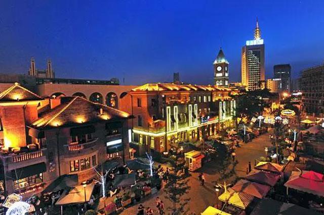 河西、宁河都开夜市了 今后天津每区都要有