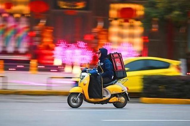 """天津每月超百万人""""叫外卖"""" 都喜欢点啥"""