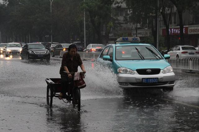 津城未来几天晴雨相间 今天最高28℃
