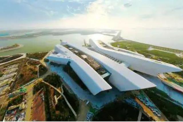 天津要建海洋主题公园 无边泳池、沙滩、儿童乐园
