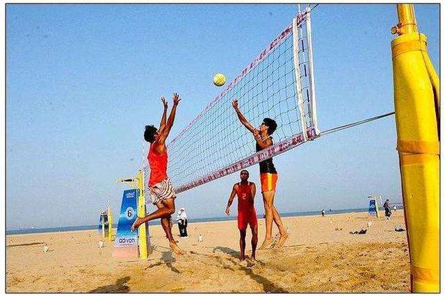 2019年沙滩排球全民健身中国行(天津站)开始报名