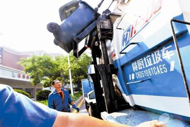 记者探访津城餐厨垃圾无害化处理全过程