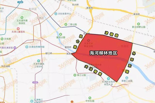 """""""天钢柳林""""城市副中心更名:海河柳林"""