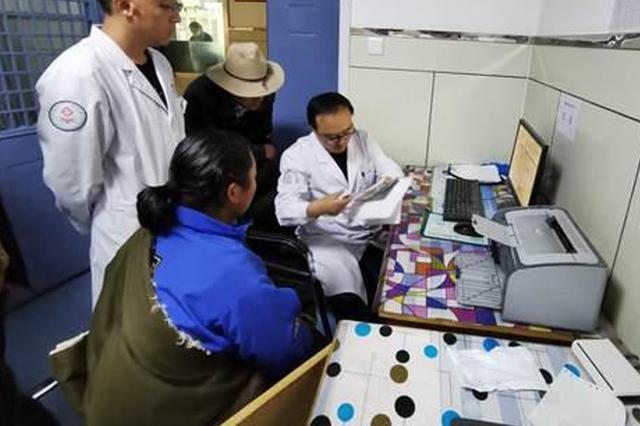 """天津扶贫黄南州 """"传帮带""""把医疗技术留下来"""