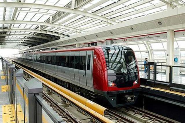 1号线新增10个电扶梯 分布于8座车站25日起开始运营