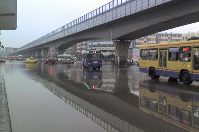 津城气温上升湿度增加 新一轮降雨正在赶来