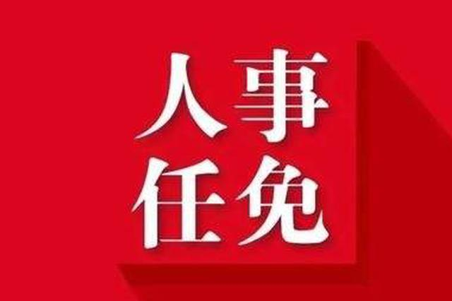 天津市政府任免一批领导干部