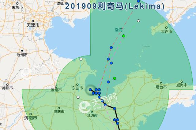 """""""利奇马""""外围云系导致天津超长降雨 将于13日晚结束"""