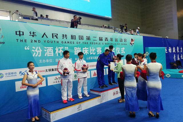 二青会第五比赛日综述:天津代表团获1金3银2铜