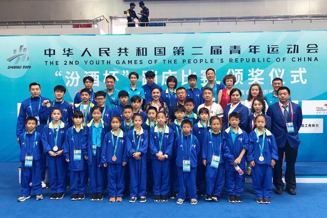 专访天津体操运动管理中心党支部书记周学敏