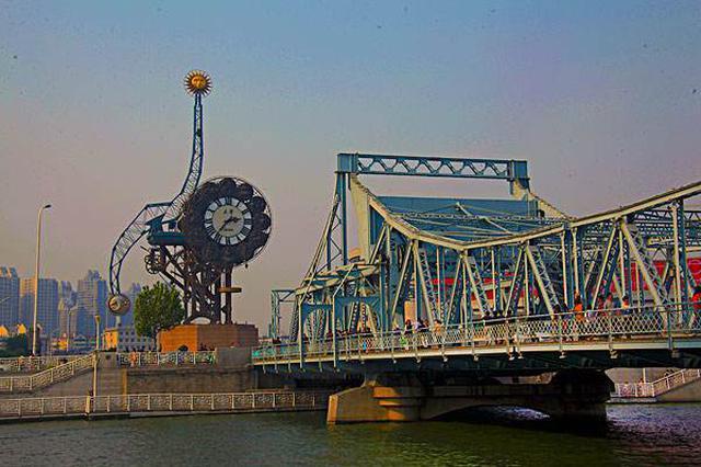 """2019年""""十一""""期间解放桥将开启两次"""
