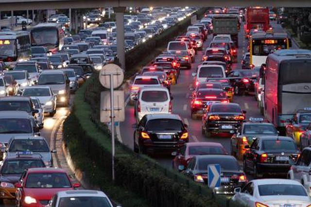 津城交通拥堵状况明显改善 危险驾驶发生率下降20%