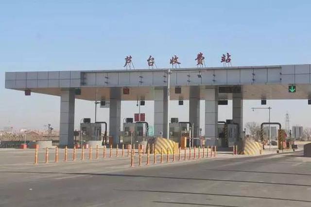 8月17日至19日 天津这段高速匝道施工禁行