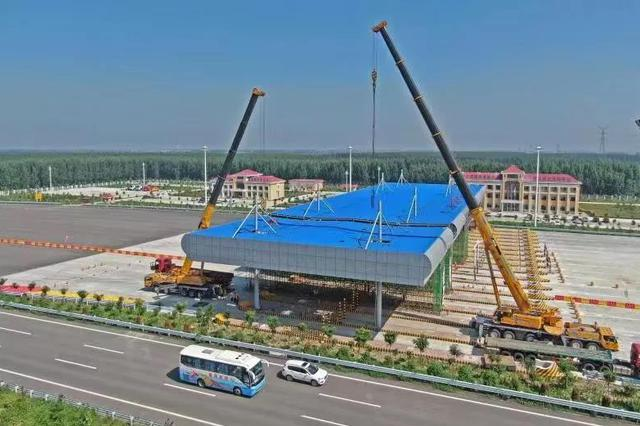 京津冀开始拆除首个高速收费站