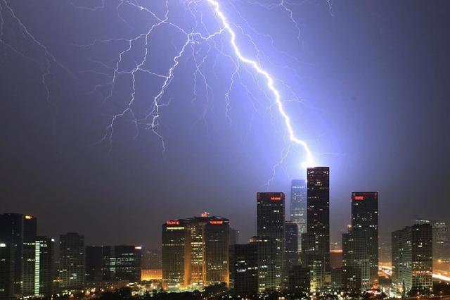 津城周二将有雷雨 随后气温逐渐走低