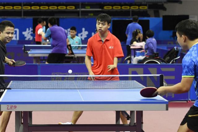 第十届残运会乒乓球开赛在即 东丽区各项筹备工作顺利开展