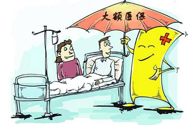 职工大额医疗费救助资金支付纳入医疗保险付费总额管理