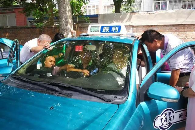 天津出租车管理出新规 车内安装摄像头