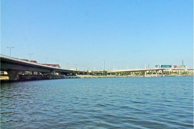 海津大桥上桥口交通通行方式调整