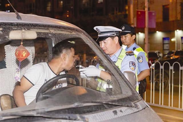 滨海新区多警种联动查控 查获酒驾醉驾20人、涉毒嫌疑人2名