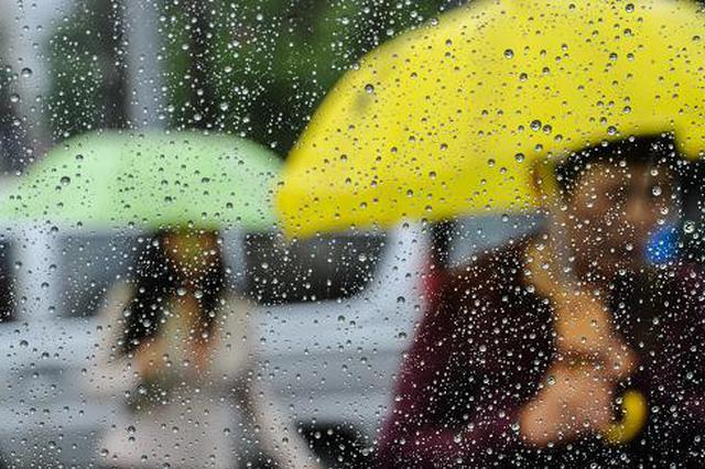 津城18日降温 近期无明显降雨