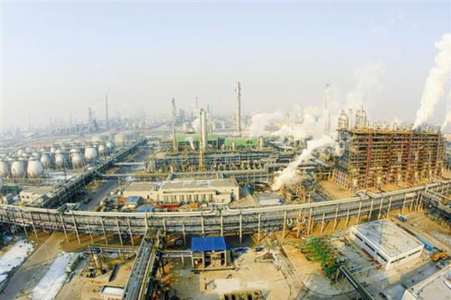 百万吨乙烯扩能改造项目开工 产能可达130万吨/年