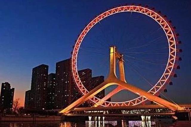厉害啦!超千万人国庆假期游津城