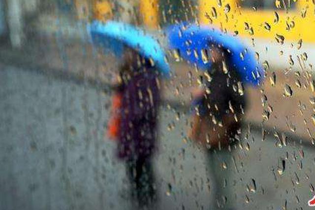 津城今明有小雨 气温略下降