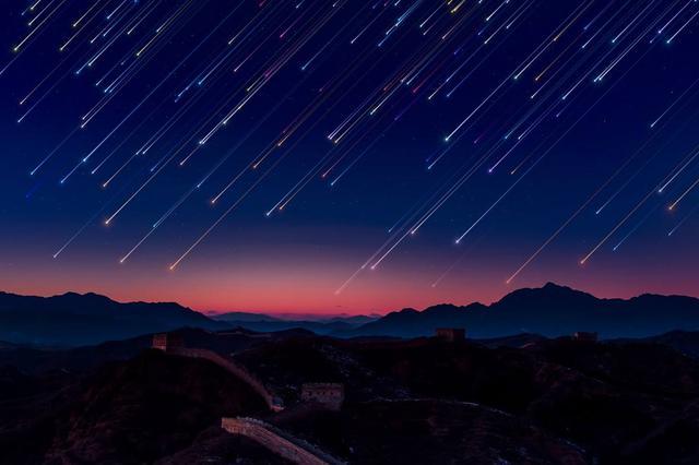 今晚去看猎户座流星雨 月光较强目测即可