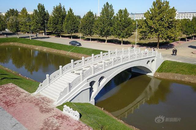 """创三项世界纪录!河北工大打印了一座""""赵州桥"""""""