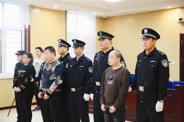 天津集中宣判9起涉黑涉恶案件 滨江道二姐多名同伙受到严惩