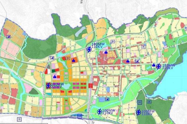 蓟州新城中心组团规划至2020年常住人口50万