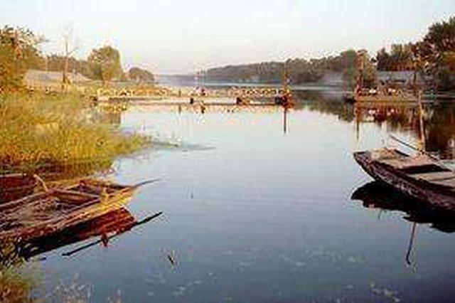 天津集中整治海河干流违规船只 清理渔船及钓鱼平台327个