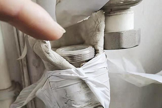 未交热损费供热管道被拆 供热站:属于正常工作流程