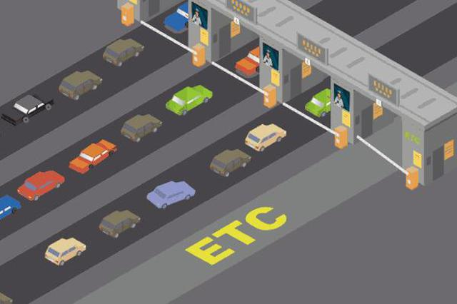 天津正式发行记账式货车ETC设备